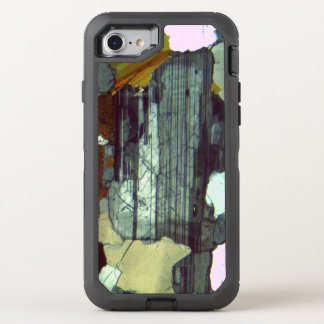 Plagioclase in Thin Section OtterBox Defender iPhone 7 Case