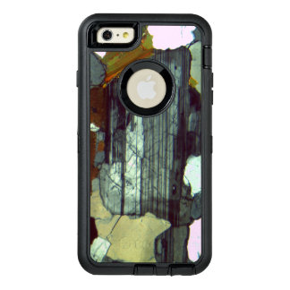 Plagioclase in Thin Section OtterBox Defender iPhone Case