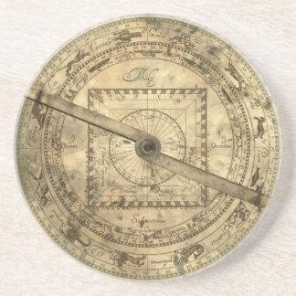 Plagogo Antiquities Coastrolabe Coaster