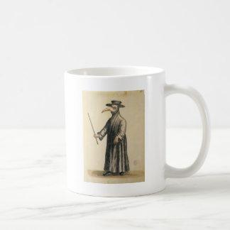 plague-doctor-2 coffee mug