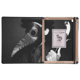 Plague Doctor iPad Folio Case