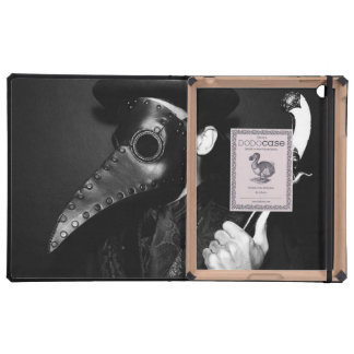Plague Doctor iPad Cover