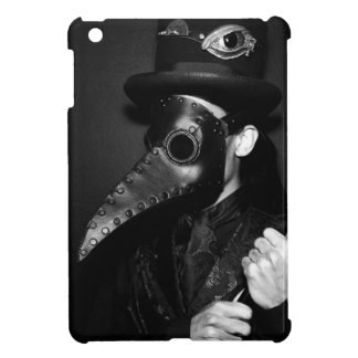Plague Doctor iPad Mini Cases
