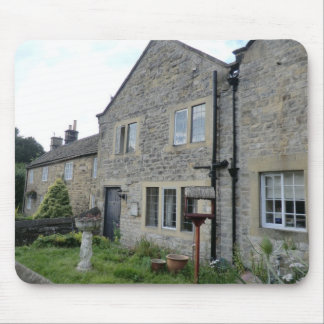 Plague Houses in Eyam, Derbyshire Mouse Pad