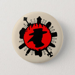 Plague Pendant Button