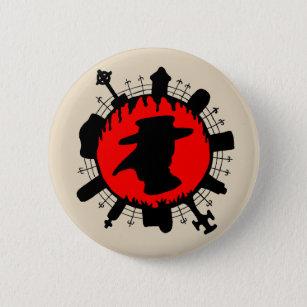 Plague Pendant Button