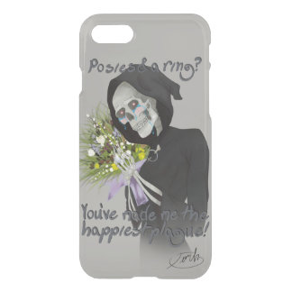 Plague Posies (Customizable face and layout) iPhone 7 Case