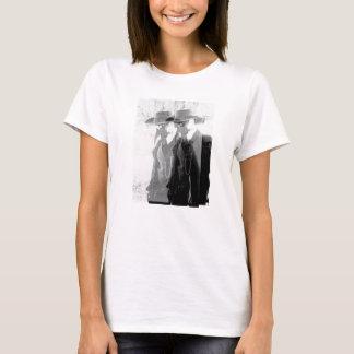 Plague Print T T-Shirt