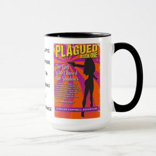 Plagued Book One Coffee Mug