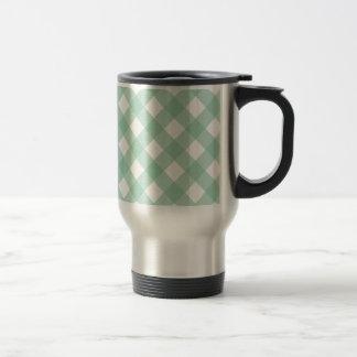 Plaid 1 Hemlock Coffee Mug