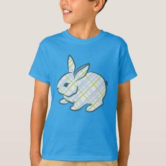 Plaid bunny T-Shirt