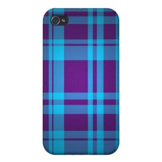 Plaid Design IPhone Case iPhone 4 Cover