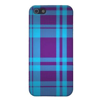 Plaid Design IPhone Case iPhone 5 Case