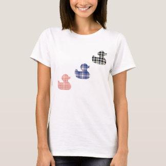 Plaid ducks T-Shirt