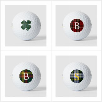Plaid Golfing Theme Products