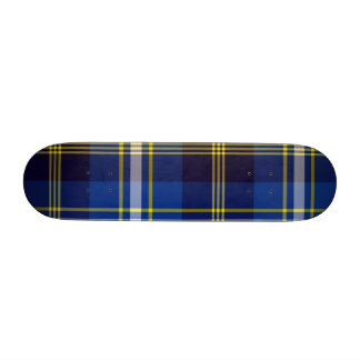 "Plaid Is Rad! - 7 3/8"" Skateboard"