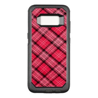 Plaid It Pink OtterBox Commuter Samsung Galaxy S8 Case