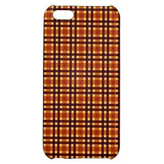 Plaid, Mad Men-Style iPhone 5C Case