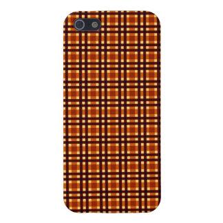 Plaid, Mad Men-Style iPhone SE/5/5s Case