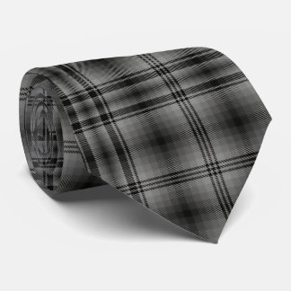 Plaid Of Loch Achilty Neck Tie
