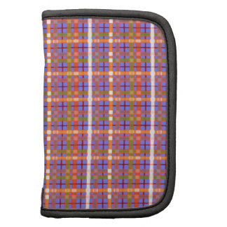 Plaid-On-Blue-Violet-Orchid-Background-Pattern Planners