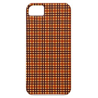 Plaid Pattern iPhone SE/5/5s Case
