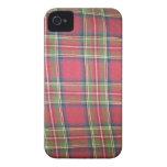 Plaid phone cover iPhone 4 cases