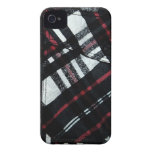 plaid pocket iPhone 4 case