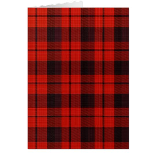 Plaid - Red Card