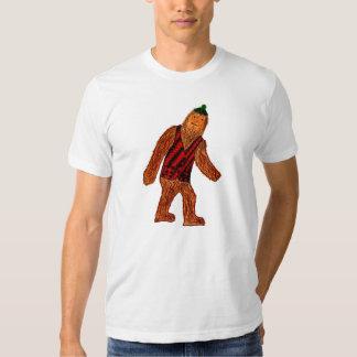 Plaid Sasquatch sweater vest Shirt
