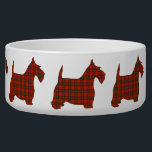 "Plaid Scotties Bowl<br><div class=""desc"">Plaid Scotties</div>"