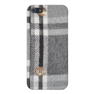Plaid Shirt Cover For iPhone SE/5/5s