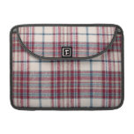 Plaid Shirt / Flannel Shirt pattern MacBook Pro Sleeves