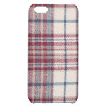 Plaid Shirt iPhone 5C Cover