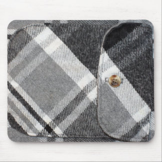 Plaid Shirt Mousepads