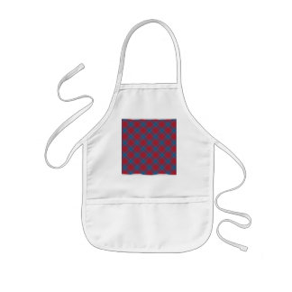 plaidperfect kids' apron
