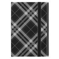 Plaids, Checks, Tartans Black And White Cases For iPad Mini (<em>$54.95</em>)