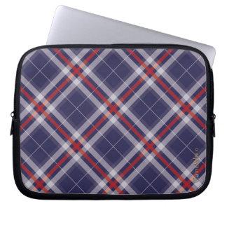 Plaids, Checks, Tartans Neoprene Laptop Sleeve