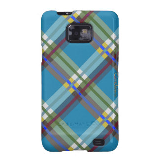 Plaids, Checks, Tartans Samsung Galaxy Case Samsung Galaxy SII Cover