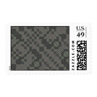 PlaidWorkz25 Stamp