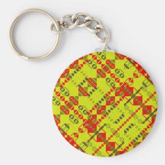 PlaidWorkz 124 Keychains