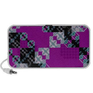 PlaidWorkz 147 iPod Speaker