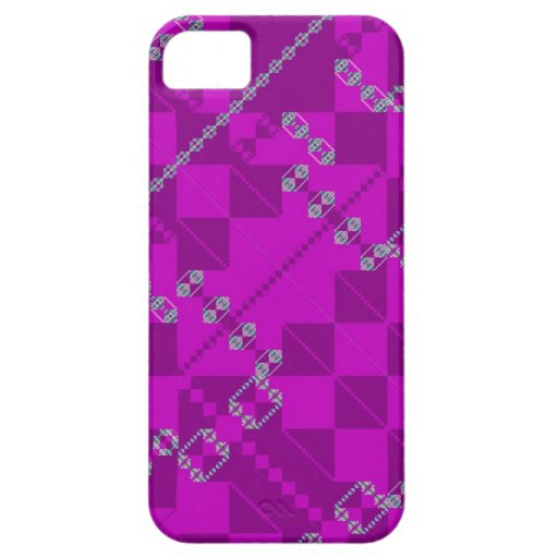 PlaidWorkz 148 iPhone 5 Case-Mate Cárcasa