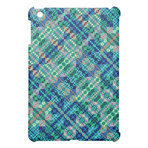 PlaidWorkz 1 iPad Mini Cases