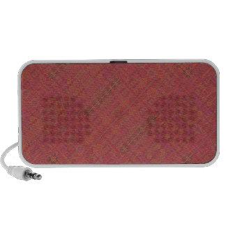 PlaidWorkz 21 Travelling Speaker