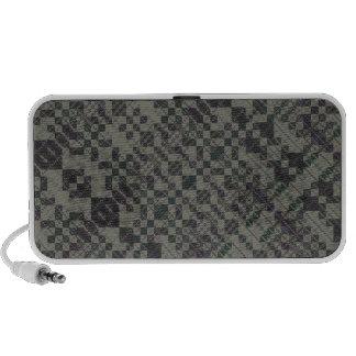 PlaidWorkz 24 Notebook Speaker