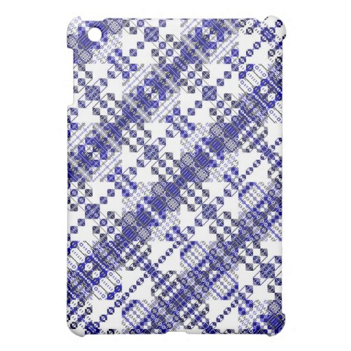 PlaidWorkz 40 iPad Mini Case