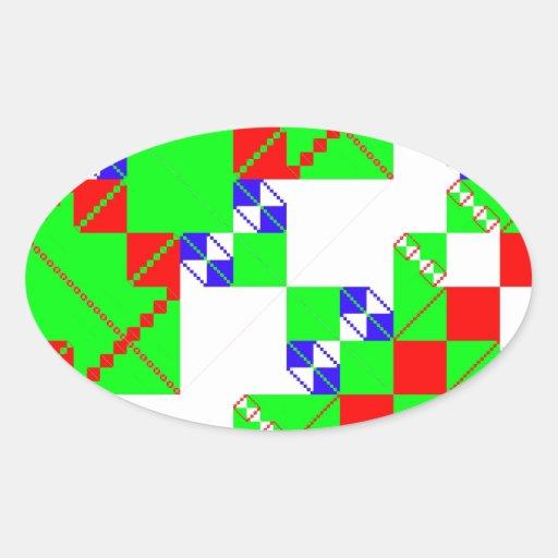 PlaidWorkz 54 Sticker