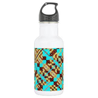 PlaidWorkz 83 18oz Water Bottle