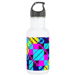 PlaidWorkz 89 18oz Water Bottle
